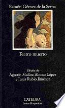 Libro de Teatro Muerto