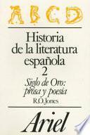 Libro de Historia De La Literatura Española