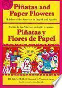 Libro de Piñatas Y Flores De Papel