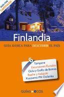 Libro de Finlandia. Tampere, Oulu Y Kuusamo