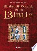 Libro de El Mapa Musical De La Biblia