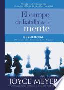 Libro de Devocional El Campo De Batalla De La Mente
