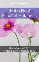 Libro de Biblia No.2 Español Holandés