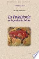 Libro de La Prehistoria En La Península Ibérica