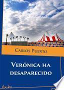 Libro de Verónica Ha Desaparecido