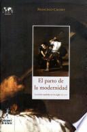 Libro de El Parto De La Modernidad
