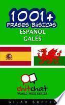Libro de 1001+ Frases Básicas Español   Galés