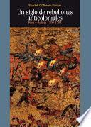 Libro de Un Siglo De Rebeliones Anticoloniales