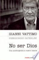 Libro de No Ser Dios