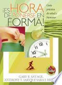 Libro de ¡es Hora De Ponerse En Forma!