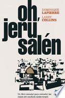 Libro de Oh, Jerusalén