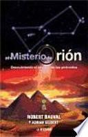 Libro de El Misterio De Orión