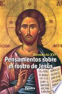 Libro de Pensamientos Sobre El Rostro De Jesús