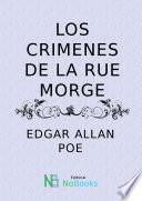 Libro de Los Crimenes De La Rue Morge