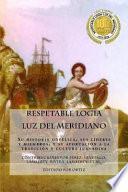 Libro de Respetable Logia Luz Del Meridiano