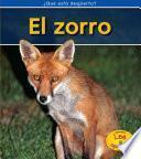 Libro de El Zorro