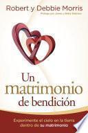 Libro de Un Matrimonio De Bendición