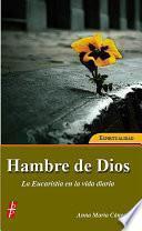 Libro de Hambre De Dios
