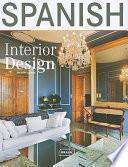 Libro de Spanish Interior Design