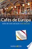 Libro de Cafés De Europa