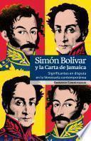 Libro de Simón Bolívar Y La Carta De Jamaica