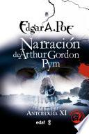 Libro de Narración De Arthur Gordon Pym