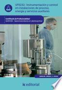 Libro de Instrumentación Y Control En Instalaciones De Proceso, Energía Y Servicios Auxiliares. Quie0108