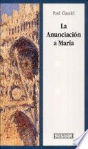 Libro de La Anunciación A María