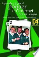 Libro de Aprende A Jugar Al Póquer En Internet Con Los Pelayos