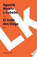Libro de El Lindo Don Diego