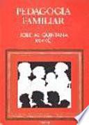 Libro de Pedagogía Familiar
