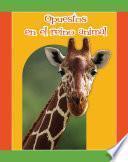 Libro de Opuestos En El Reino Animal