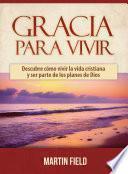 Libro de Gracia Para Vivir