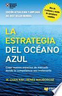 Libro de La Estrategia Del Océano Azul