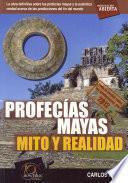 Libro de Profecías Mayas