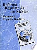 Libro de Reforma Regulatoria En México