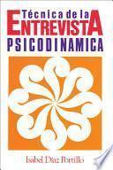 Libro de Técnica De La Entrevista Psicodinámica
