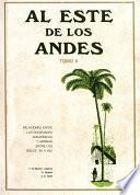 Libro de Al Este De Los Andes. Tomo Ii