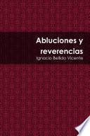 Libro de Abluciones Y Reverencias