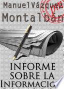 Libro de Informe Sobre La Información