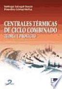 Libro de Centrales Térmicas De Ciclo Combinado