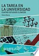 Libro de La Tarea En La Universidad
