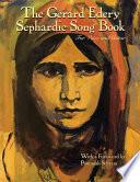 Libro de The Gerard Edery Sephardic Song Book