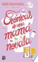 Libro de Crónicas De Una Mamá Novata