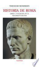 Libro de Historia De Roma. Libro V