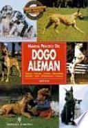 Libro de Manual Práctico Del Dogo Alemán