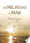 Libro de De Mil Hojas El Mar