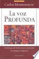 Libro de La Voz Profunda