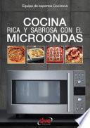 Libro de Cocina Rica Y Sabrosa Con El Microondas