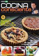 Libro de Cocina Consciente 13   Postres Y Dulces